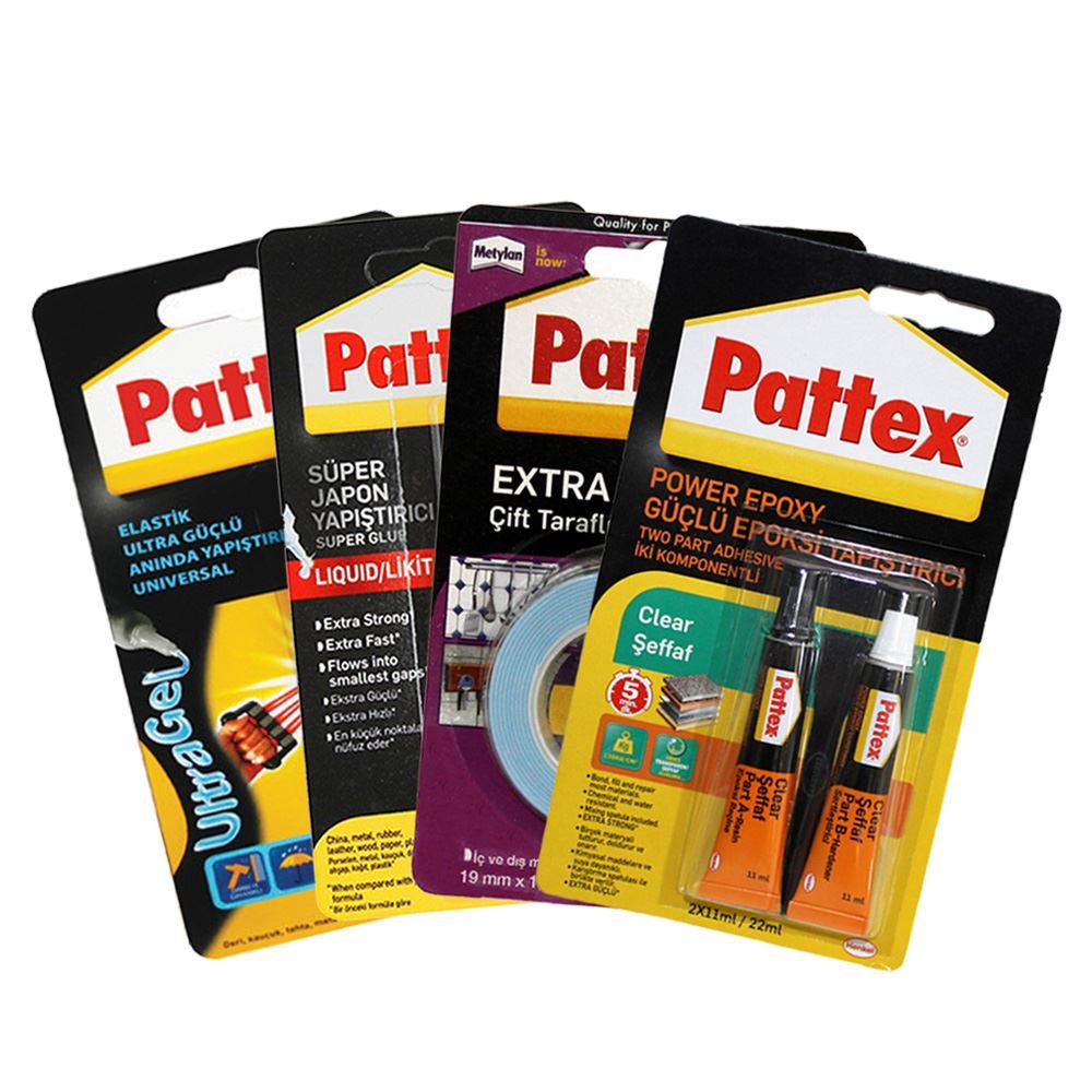 Yapıştırıcılar - Pattex