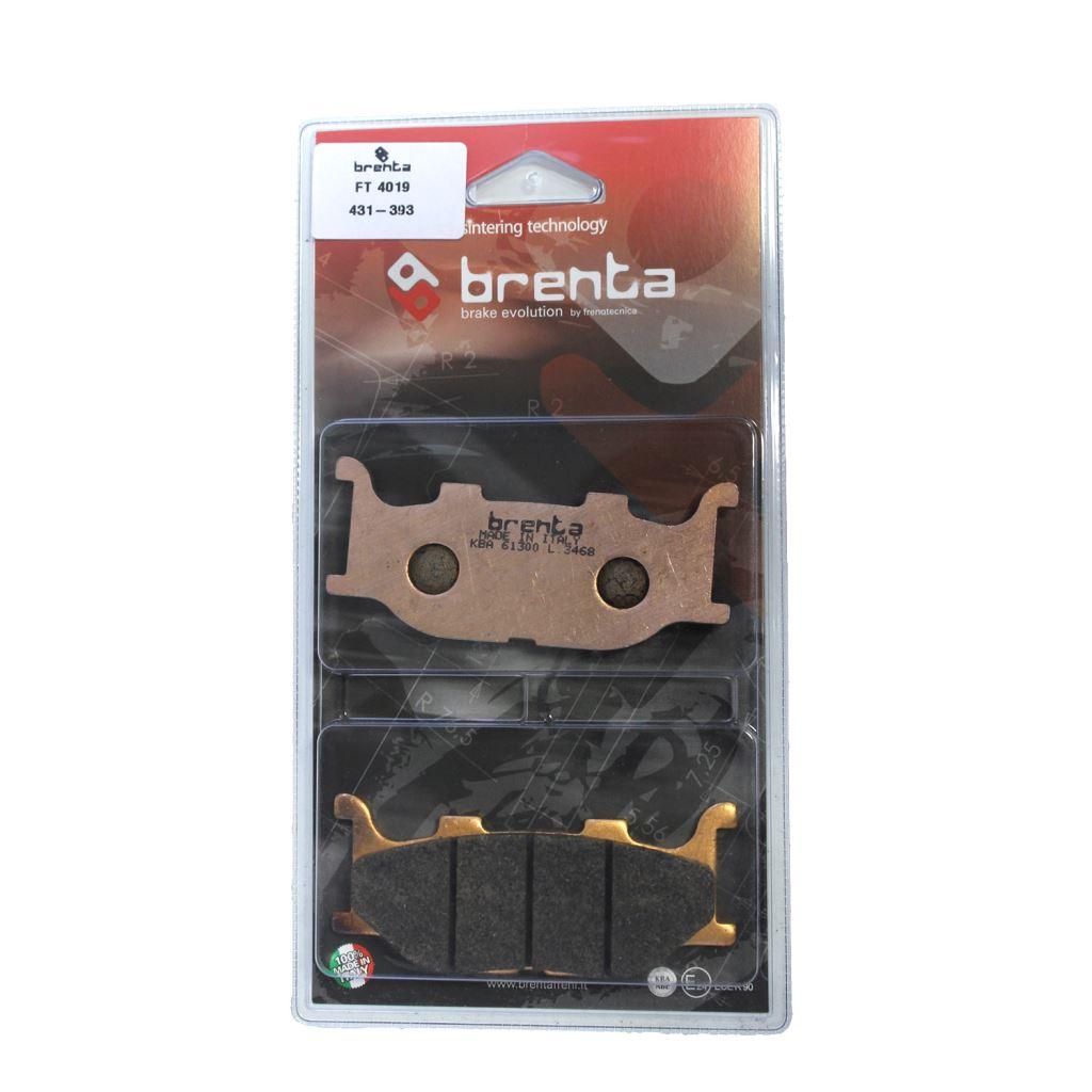 Yamaha YP 400 MAJESTY Disk Brenta Sinter Metal Fren Balata