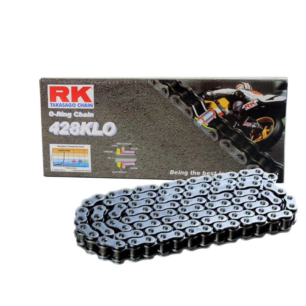 Rk O-Ring Zincir 428 Klo 128L