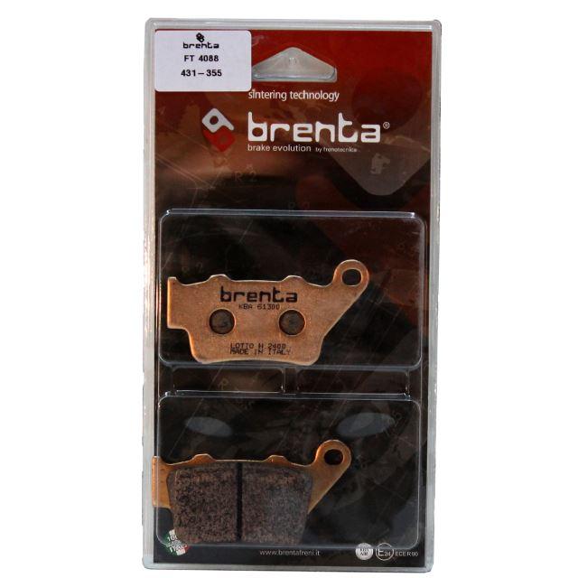 Disk Brenta Sinter Metal Fren Balata