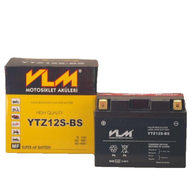 Vlm Akü YTZ12S-BS