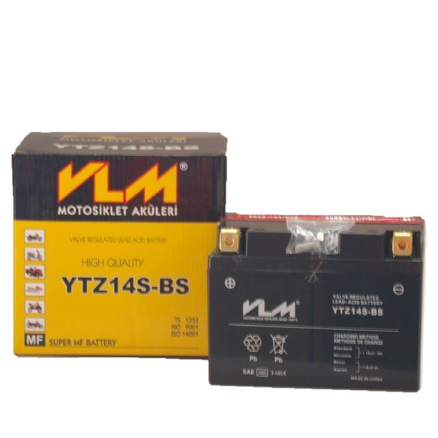 Vlm Akü YTZ14S-BS