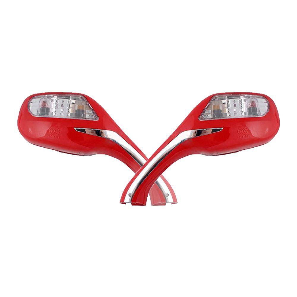 Sinyalli Ayna Kırmızı