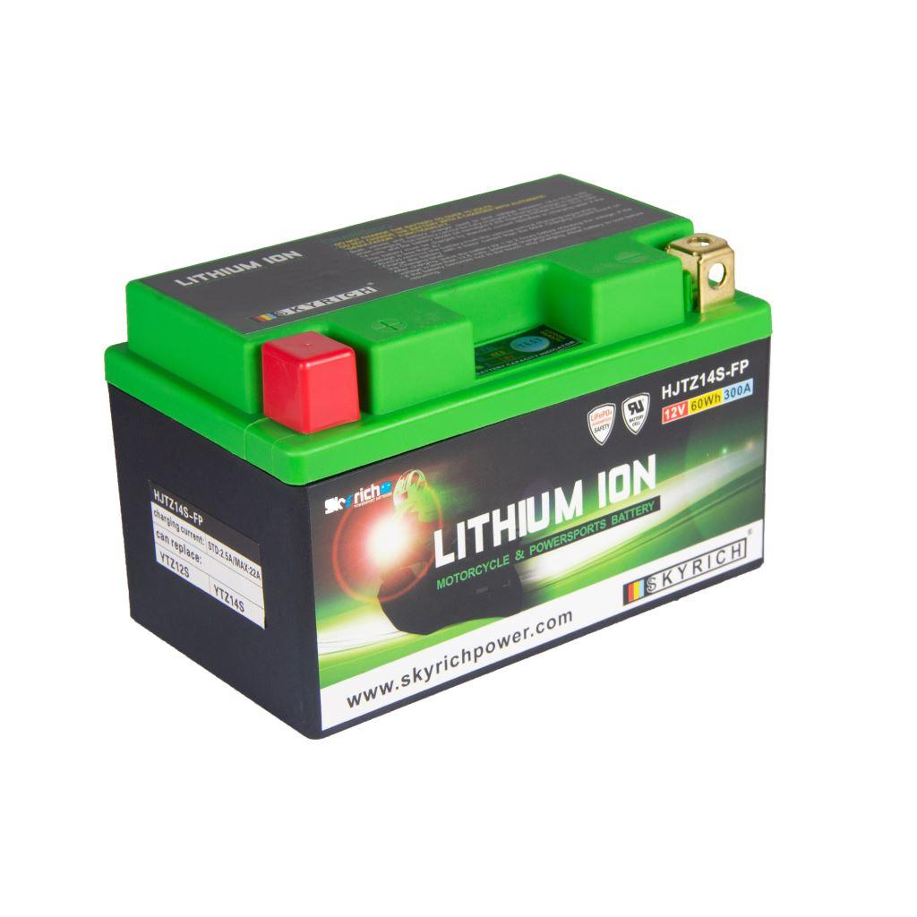 Lityum Akü YTZ12S - YTZ14S (HJTZ14S-FP-SI)