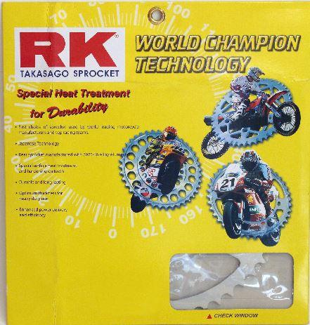 Kawasaki Z 1000 ABS  Rk Ön Arka Dişli 525 - 15/43 T